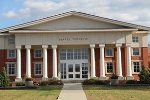 Sparta Municipal Building