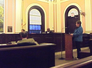 Post Office Redevelopment a Priority at Maplewood Township Committee Meeting, photo 2