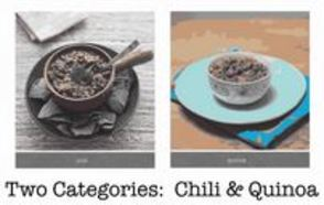 Two Categories - Chilli and Quinoa