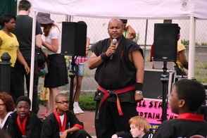 8th Degree Black Belt, Shihan Durand Howard