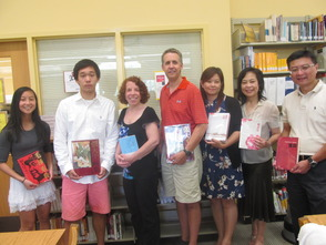 New Chinese Language Book Collection at the Library