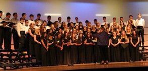 Pope John High School Choir