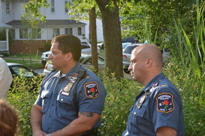 Madison Police Department Attends Block Parties, photo 5