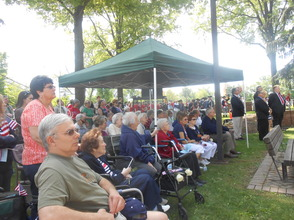 "Berkeley Heights Pays Tribute On Memorial Day:""All Gave Some -- Some Gave All"" , photo 41"