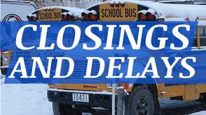 West Essex Area Closings and Cancellations for Thursday and Friday, photo 1