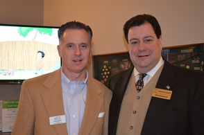 Greater Westfield Area Chamber of Commerce Holds Networking Breakfast at Kennedy's All-American Barber Club, photo 2
