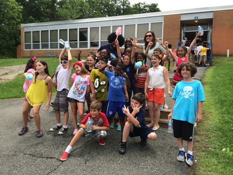 End of year carnival held at mt pleasant elementary - Pleasant garden elementary school ...