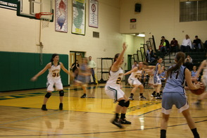 Montville Girls Basketball Defeats Sparta, 37-33, photo 9