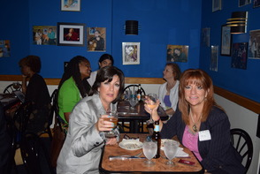 Women in Business Network at Trumpets Jazz Club, photo 1
