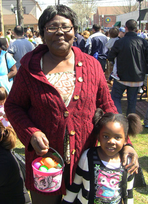 Fun in the Sun at the Scotch Plains Easter Egg Hunt