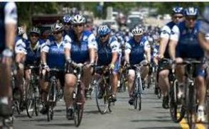 Summit PD Ready to Roll in Police Unity Tour, photo 1