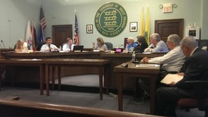 Town Hall Council in Discussion