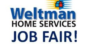 Weltman Home Services Job Fair, June 12, photo 1