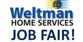 Weltman Home Services Job Fair, June 12, photo 1