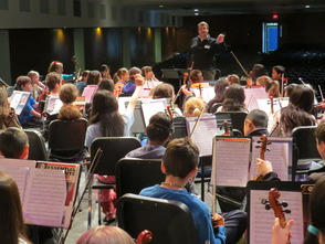 Millburn Elementary School Musicians Present Festival, photo 1