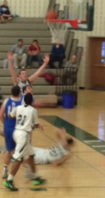 Millburn Boys Basketball Holds Off Livingston To Stay Undefeated, photo 5