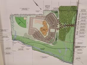 Hatfield Neighborhood Association's 900-Strong Against Keystone Fellowship Rezoning, photo 2