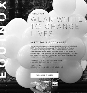 Equinox White Party