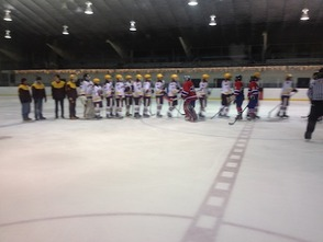 Summit Hockey Team Defeats Gov. Livingston, 6-1, With Flynn Hat Trick, photo 1