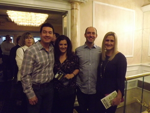 Mark and Suzanne Botvinis, Steve and Jenn Kowantz