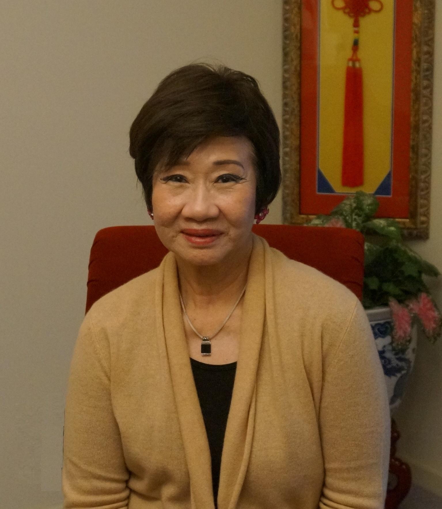Spotlight: Margaret Lam, Chinese Philanthropist