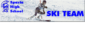 Sparta High School Ski Team Has a Good Showing in the First Giant Slalom Race, photo 1