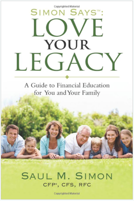 "Short Hills Resident Writes New Book ""Simon Says: Love Your Legacy"", photo 2"