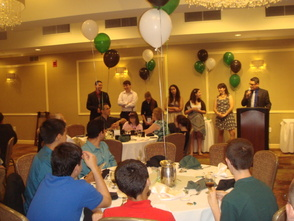 South Plainfield High School Music Booster Banquet, photo 2