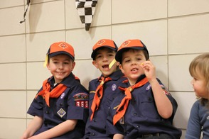 Cub Scouts Participate in Pinewood Derby in New Providence, photo 1