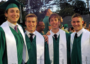 The Night They've Been Waiting For:  SPHS Class of 2014 Graduates, photo 9