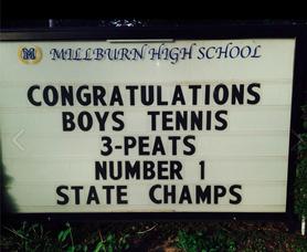 Millburn Tennis