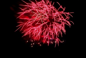 Blue Ash Fireworks Display July 4 2005