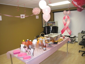 Stafford Communications Holds Day-Long Celebration to Raise Money for Breast Cancer, photo 11