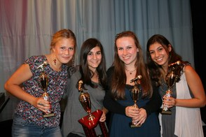 Vocal Competition Winners 2011