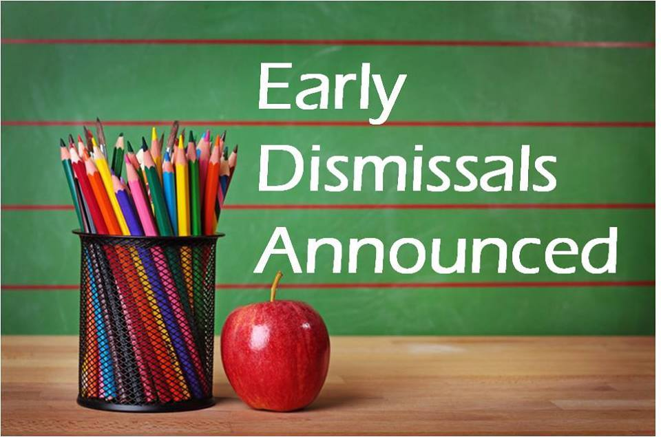 Image result for early dismissal