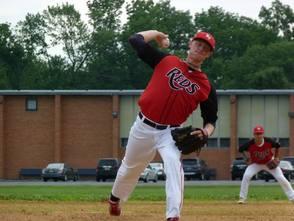 Doug Pastore pitching