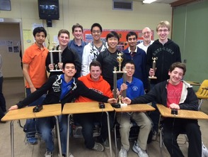 Millburn High School Quiz Bowl Team