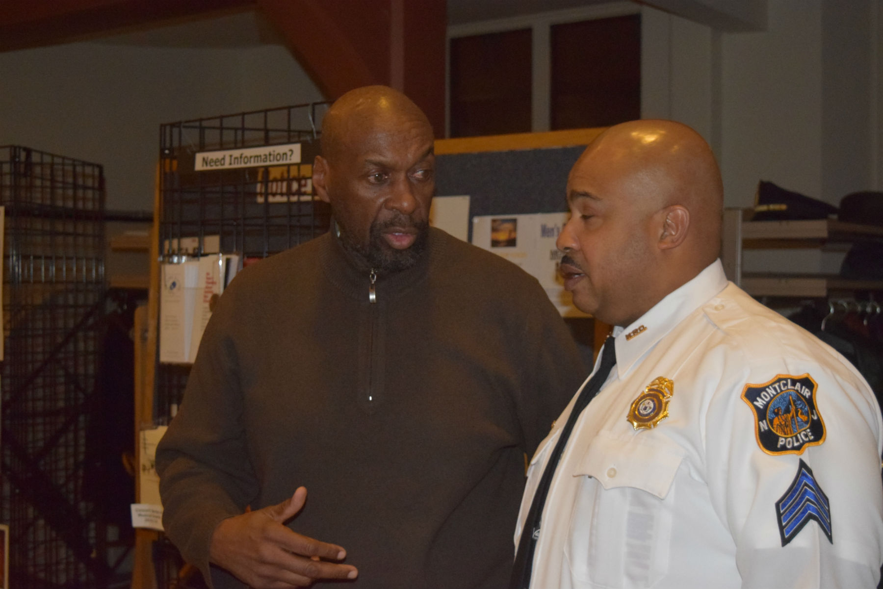 Top Montclair Leaders Assemble to Approach Positive Community Policing Practices