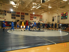 Gov. Livingston Wrestling Cruises By Butler And Johnson In Tri-Match Victory On Senior Day, photo 10