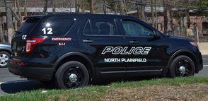 North Plainfield Police SUV
