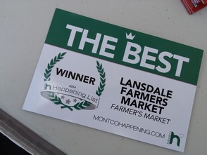 Photos: Lansdale Farmers' Market Debuts Saturday, photo 3