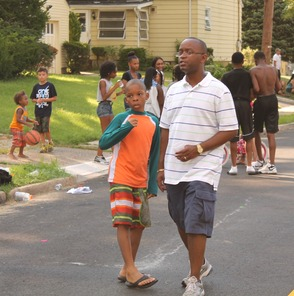 Roselle 5th Ward Terraces Block Association Holds Second Annual Block Party, photo 13