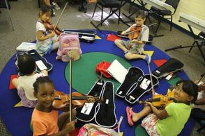 Wharton Music Center Offers Summer Program to Help Young Children Thrive, photo 3