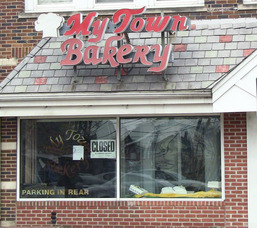 My Town Bakery Closes