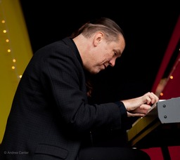 Pianist Jon Weber