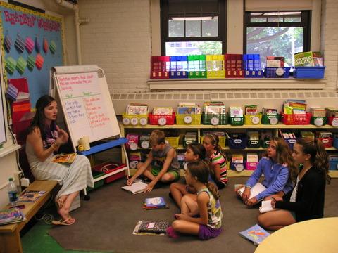 Elementary & Primary School Courses