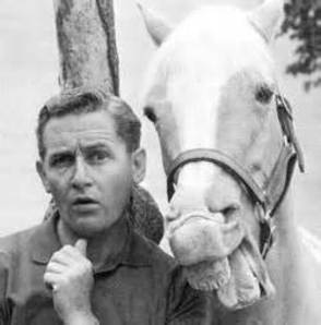 Wilbur & Mr. Ed