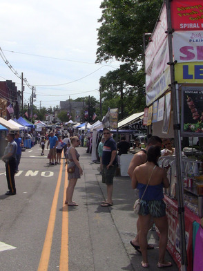 Fanwood Street Fair 2014
