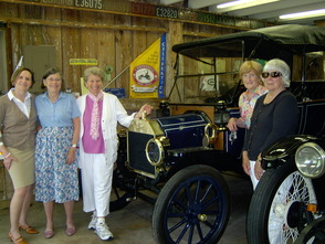 Glorious Garden Tour Kickoff party to Feature Antique Cars