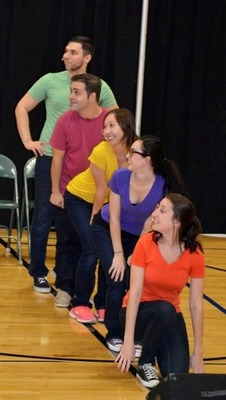 Schoolhouse Rock Live! Visits Central School, photo 5